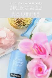 Amazon Neutrogena Light Therapy Neutrogena Light Therapy Skincare Routine Light Therapy
