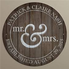 on personalized photo collage wall art with personalized mr and mrs wedding gift metal sign walmart