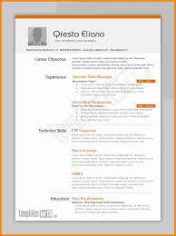 Resume Sample Word 60 cv sample format word theorynpractice 42