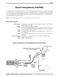 msd ignition wiring diagrams Wiring Msd 5 With 8680 msd boost timing master 5462 MSD Retard Box Wiring Diagram