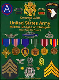 Army Medal Chart Complete Guide To United States Army Medals Badges And