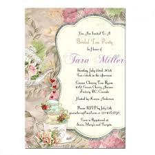 Stork Tea Invitations Free Download Stunning Free Bridal Shower
