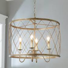 drum lighting chandeliers bamboo 6 light gold drum chandelier within pendant prepare 5 small foyer table