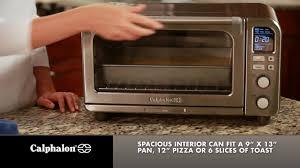 calphalon toaster oven. Fine Oven Calphalon XL Digital Convection Oven Video Intended Calphalon Toaster Oven C