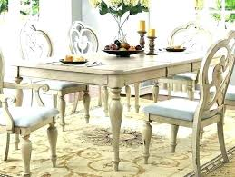 country style dining room table white country style dining table and chairs round room sets kitchen fascinating furniture