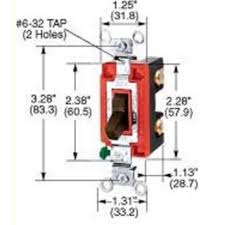 Hubbell Single Pole Switch Wiring Diagram Light Switch Wiring 2 Pole