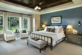 Traditional Master Bedroom with 42