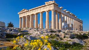 The Parthenon - Ancient Greece