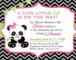 A Circus Theme Baby Shower  Panda Sushi Roll U2013Panda Baby Shower Theme