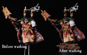 warhammer 40k painting miniatures tutorial painted you