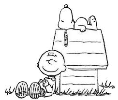 Small Picture Thanksgiving Coloring Pages Printables Charlie brown Snoopy