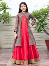 Gown Design Latest 2019 Top Trends Of Girls Designer Gowns Kids Indian Wedding