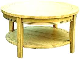round oak coffee table lovely fancy round wood table round wooden end table round oak coffee