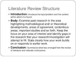 Example Summary Essay Literature Summary Literature Review Sample Literary