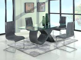 modern glass dining room sets. Glass Dining Room Set Large Size Of Tables Table With Chairs . Modern Sets