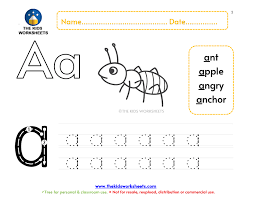 Printable worksheets for teaching students to read and write basic words that begin with the letters br, cr download printable worksheets for over 200 individual sight words. Jolly Phonics Worksheet A The Kids Worksheets