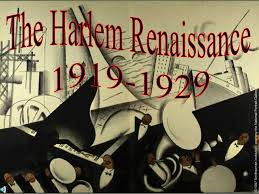 the harlem renaissance lessons teach the harlem renaissance