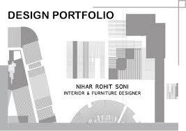 Furniture Design Portfolio
