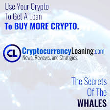 Compare Loans Side By Side Cryptocurrencyloaning Com Launches To Cover The Off Exchange