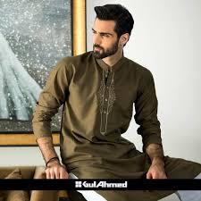 Gul Ahmed Ke Design Best Mens Shalwar Kameez And Kurta Designs Mens Shalwar