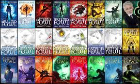 blather tales artemis fowl by eoin colfer