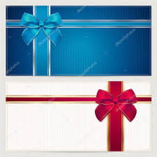 voucher stock vectors royalty voucher illustrations invitation or gift voucher template corrugated texture border and blue and red