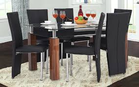 royaloak paris 6 seater dining set