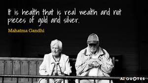 Ghandi Quote Custom Mahatma Gandhi Quotes About Wealth AZ Quotes