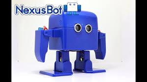 Nexus:<b>bit</b> micro:<b>bit</b> 擴充板與 NexusBot 機器人 (Nexus:<b>bit expansion</b> ...