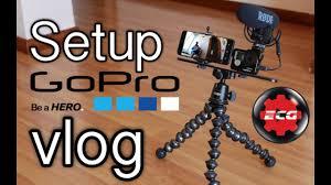 Transforma tu GoPro en la cámara perfecta para vlogs - YouTube