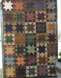 Free Primitive Folk Art Patterns | Primitive Folk Art Quilt ... & Free Primitive Folk Art Patterns | Primitive Folk Art Quilt Pattern:  OPPOSITES ATTRACT Adamdwight.com