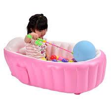 inflatable baby bathtub mini air swimming pool kid infant toddler
