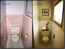 rid pink tile spray paint tiles bathroom