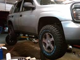 trailblazer tire size offroad tire suspension pic spec thread no discussion page 6