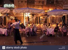 Restaurant Dolce Vita, Piazza Navona, Rome, Italy, Europe ...