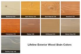 Woodsman Deck Stain Color Chart Exterior Deck Stain Staining
