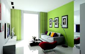Lime Green Bedroom Curtains Natural Green Color Schemes For Fresh Looking Interior Green