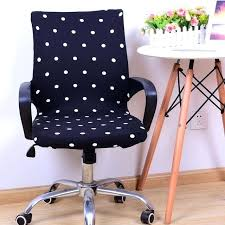 office chair covers stretchable spandex office chair cover slipcover armrest cover seat cover swivel chair antimacassar