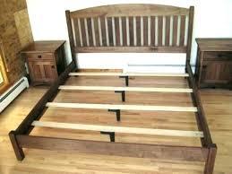 Bed Support Slats Queen Slatted Bed Frame Bed Support Slats Slat Bed ...