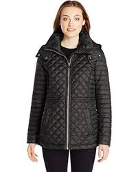 Sweet Deal on Marc New York by Andrew Marc Women's Lightweight ... & Marc New York by Andrew Marc Women's Lightweight Quilted Jacket with Hood Adamdwight.com
