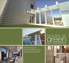 new coffee table book shades of green