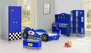 boys decor raised bed vegetable blue themed boy kids bedroom contemporary children