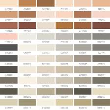 Armstead Paint Colour Chart Sandtex Trade High Cover Smooth