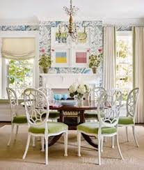 home tour pretty preppy prints in nashville tennessee home decor inspirationdining room