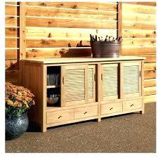 outdoor kitchen cabinet doors