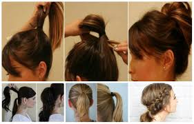 How To Make Stylish Hairstyles At Home Trends For Girls Womens