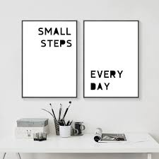 inspirational wall art motivational
