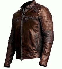racer leather jacket mens