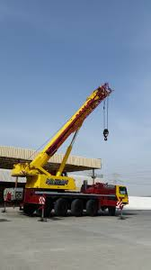 Liebherr Ltm 1095 5 1 Model 2006 Safest Lift Handling