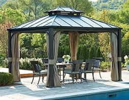 gazebos accessories on canadian tire outdoor wall art with canvas patio furniture d cor canadian tire